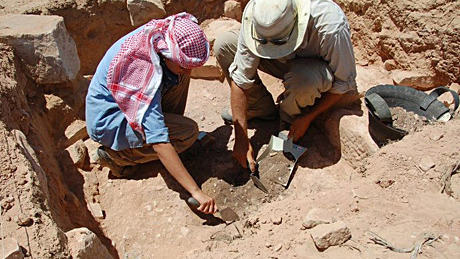 Archaeology college classes subjects