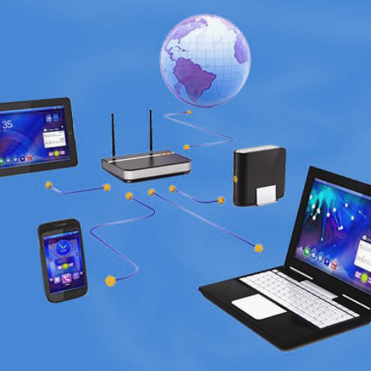 free online course fundamentals of network communication from