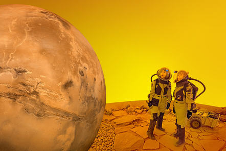 Free Online Course: How to Survive on Mars: the Science Behind the Human Exploration of Mars