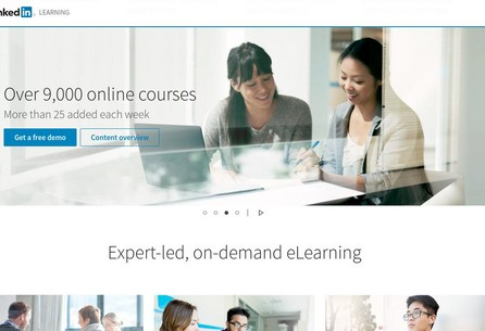Limited Time Only: Get Lynda.com Free For A Week Via LinkedIn Learning