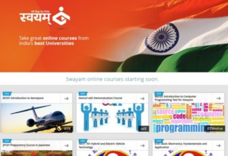 """India's Ambitious MOOC Platform """"SWAYAM"""" Moves Ahead. But Will It Ever Launch?"""